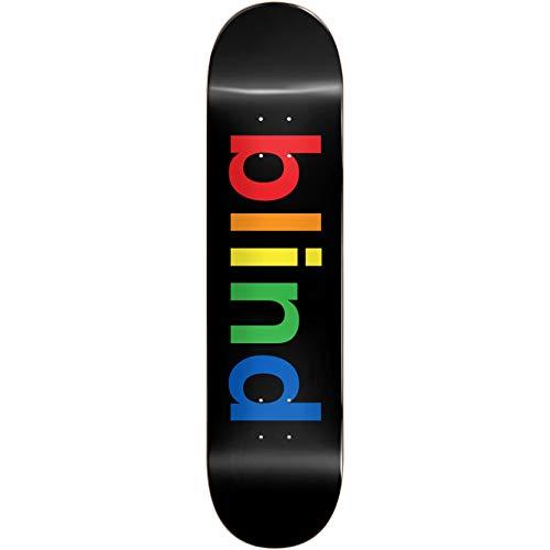 Blind Spectrum Rhm Skateboard Deck 8.25 inch Black