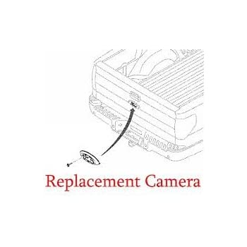 Amazon Com 2013 16 Super Duty Plug Play Replacement Camera Module With Housing And Emblem Car Electronics