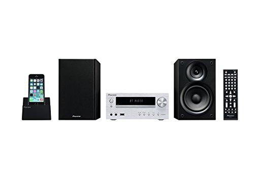 Pioneer X-HM32V-S Micro Hi-Fi, USB, CD DVD, HDMI, Bluetooth, Argento
