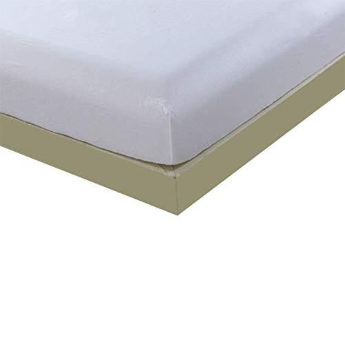 Authda hoeslaken van 100% katoen voor hoge 27 cm standaard matras hoeslaken 8 verschillende maten