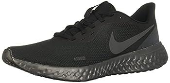Nike Men s Revolution 5 Running Shoe Black/Anthracite 11.5 Regular US