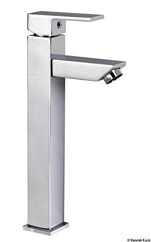 Osculati Vierkant hoge mixer voor toilet wastafel