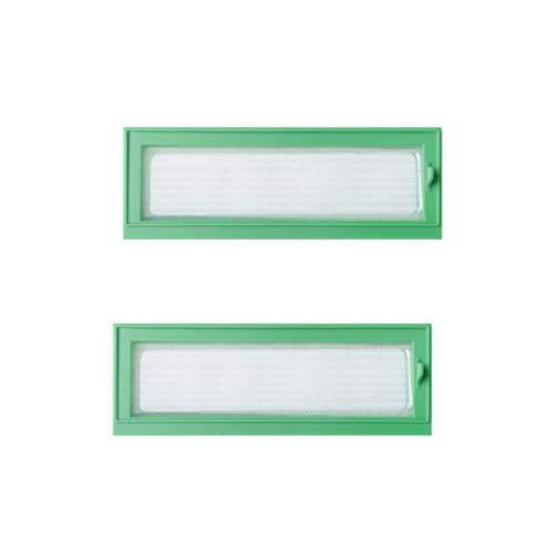LOVIVER Kit de 2 Filtre pour Remplacements De Nettoyeur D'aspirateur Vorwerk Kobold Série