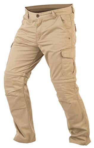 Trilobite Dual Pantalon textile moto Beige 44
