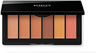 Paleta de corretivo Kiko Milano Smart Concealer Palette Cor 04