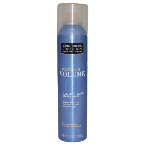 Jacksonville Mall Bargain Luxurious Volume All Out Hold Hair by for John Frieda Unis Spray