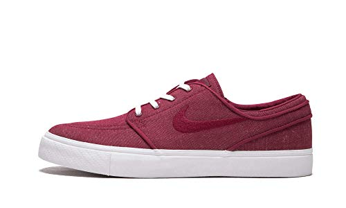 Nike Herren Zoom Stefan Janoski CNVS Sneakers, Mehrfarbig (Red Crush/Red Crush/White 001), 41 EU