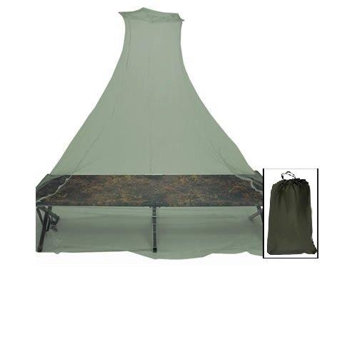 G8DS® Moskitonetz für 2 Personen Oliv Insektenschutz Camping Outdoor Festival (für 2 Person)