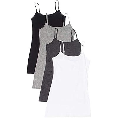 MOKINGTOP Women 4PC Adjustable Shoulder Vest To...