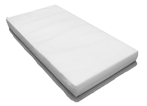 Heidi Spacesaver Baby Cot Mattress - Superior Foam Mattress Size 100 x 52 cm x 10cm Thick