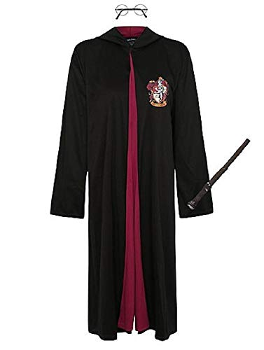 George-Harry-Potter-Wizard-Adults-Fancy-Dress-costume-outfit-Accessories-World-Book-Day-One-Size