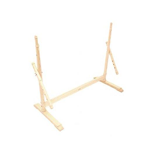 Kromski Standfuss zur Harfe Untergestell für Webrahmen (80cm Breite)