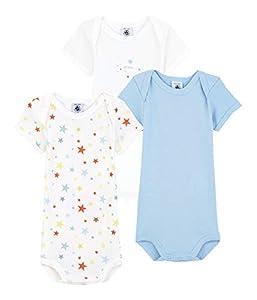 Petit Bateau 5942900 ropa interior, multicolor, 3 años para Bebés