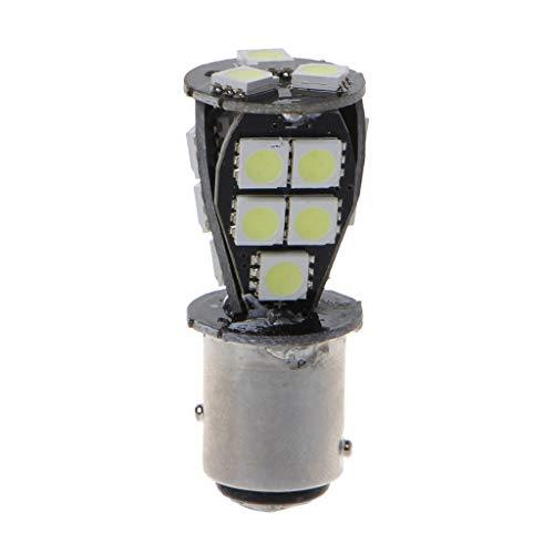 Freshsell CANBUS 1157 BAY15D 21 LED 5050 SMD P21/5W Ampoule de feu stop arrière DC 12 V Blanc