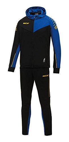 Saller Trainingsanzug »sallerUltimate« 371 schwarz-gelb Gr. XL