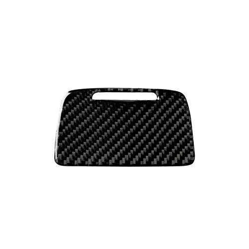 HXD Cubierta de marco de fibra de carbono para BMW 6th 5 Series F10 2010-2017 (cubierta de cubierta, clásica)