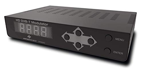 MODULATORE DIGITALE FULL HD HDMI PASSANTE DIPROGRESS PER SKY E TELECAMERE 1080i/P