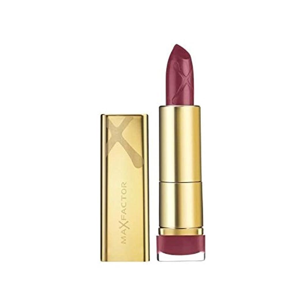 ゴールデン小売コメンテーターマックスファクターカラーエリクシルの口紅レーズン894 x4 - Max Factor Colour Elixir Lipstick Raisin 894 (Pack of 4) [並行輸入品]