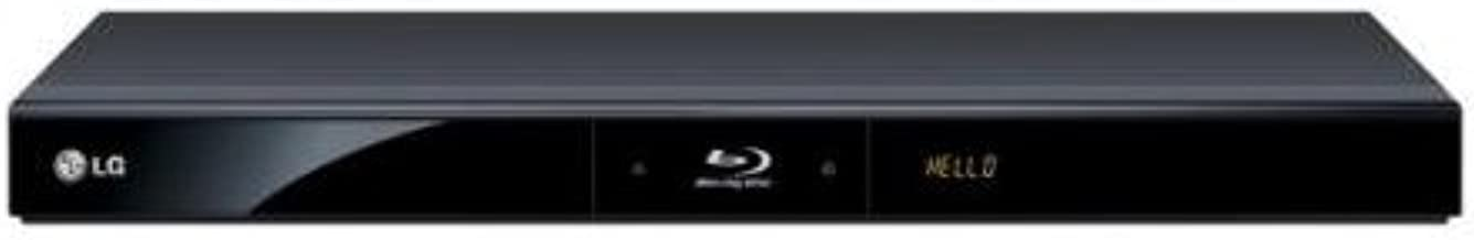 LG BD650 3D Network Blu-ray Disc Player with Smart TV (2011 Model)