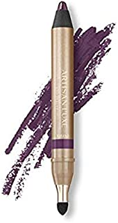 Velvet Eyeliner Pencil by Artisan L'uxe Beauty | Water-Resistant & Smudge Proof Jumbo Eye Pencil | Velvet Eye L'uxe | Sue Devitt | Violet | Entice