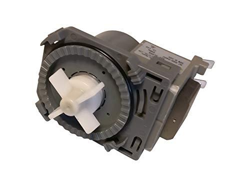 Pompe de vidange midea 30W 230V - Lave-vaisselle - Proline, Candy, Valberg, Thomson, Brandt, Sauter, Qlive, Oceanic, Rosières, Curtiss, Highone, Saba.