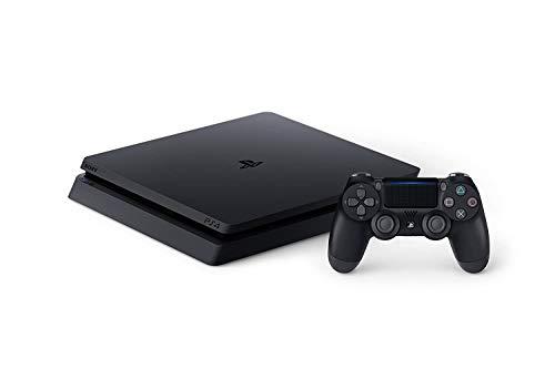 Playstation Sony 4, 500GB Slim System [CUH-2215AB01], Black, 3003347