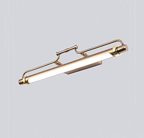 Spiegel met LED-spiegel voor toilet, badkamer, spiegel, toilet, make-up, wandlamp