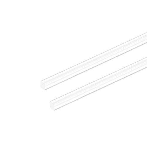 /Ø 30 mm Lang 500 mm farblos alt-intech/® Rundstab klar Acrylglas XT