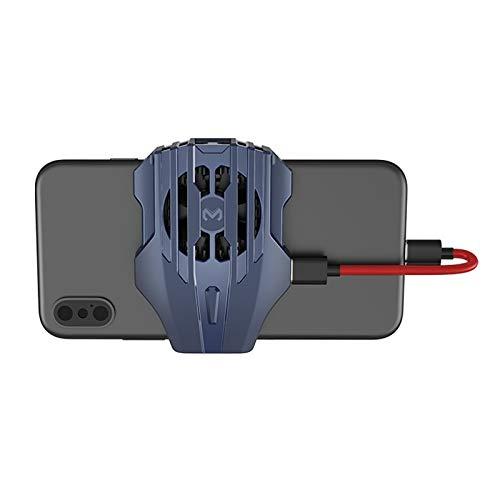 fire bird Práctico Teléfono móvil DL02 refrigeración y congelación Semiconductor manija del Ventilador del radiador