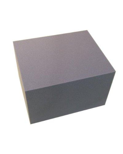 Manufaktur Schaumstoffe Wegerich Stufenlagerungswürfel aus Schaumstoff Maß: 55 x 45 x 35cm ohne Bezug