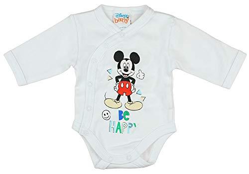 Disney Baby Body Mickey Mouse Diseño – Body de manga larga para niños Body 56 62 68 Cambiador...
