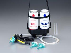 エスコ(ESCO) 発泡ウレタンフォーム(二液性 820g EA930TB-2A