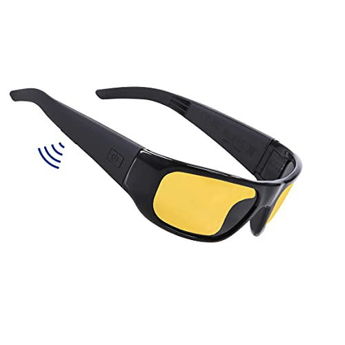 OhO Mens Smart Audio Sunglasses for Cycling Driving Fishing with Voice Control