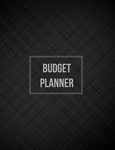 Budget Planner: Budget Planning, Weekly Expense Tracker Bill Organizer Notebook Business Money Personal Finance Journal Planning Workbook (budget book, Band 1)