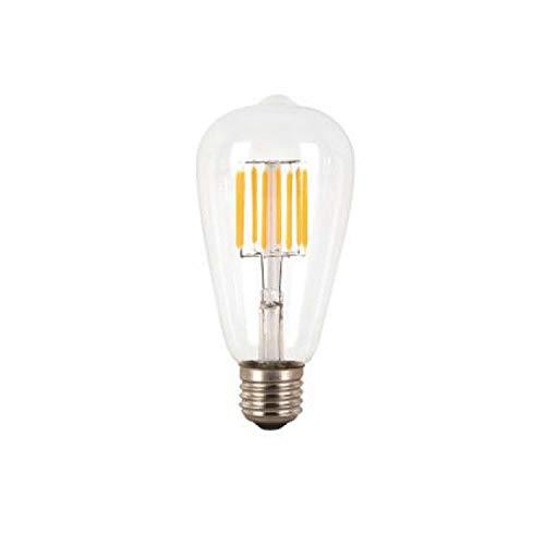 Spaarlampen draad 2Pac St64 Verlichte Edison Retro LED koplamp 2W / 4W / 6W / 8W / 10W / 12W / 16W