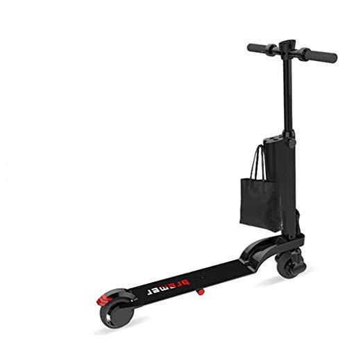 AOLI Vespa eléctrica plegable, mini portátil de dos ruedas Vespa de motor...