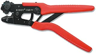 burndy manual crimper