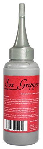 Sox Gripper Flüssige Sockenbremse, Grau, 75 ml
