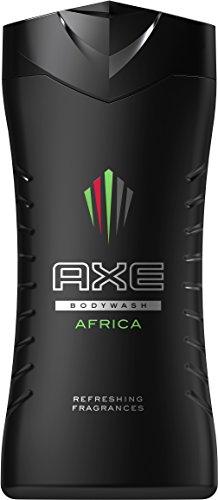 Axe Duschgel Africa, 3er Pack (3 x 250 ml)