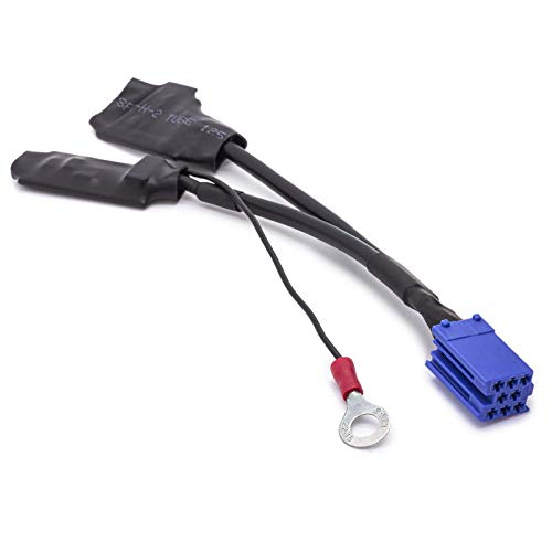 Adapter Universe KFZ Auto Radio Bluetooth Adapter ISO Kabel für Audi Chorus Concert Symphony 1 2