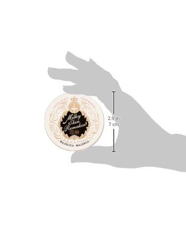 マジョリカマジョルカミルキースキンリメイカークリームファンデーションLB明るい素肌色(SPF28・PA+++)10g