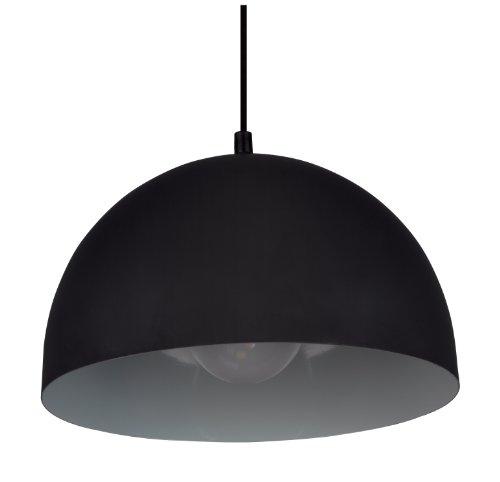 Brilliant - LH00000177 - Suspension - Tristan - Design - 60 W - E27 - Noir
