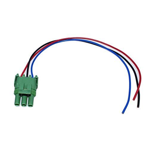 Sensor Sensor de presión absoluta del TPI TBI MAPA arnés de cableado del conector del enchufe del cable flexible de conexión en forma for el Buick Cadillac en forma for el ajuste for el Chevrolet Fit