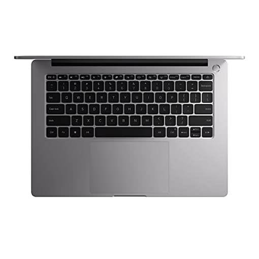 Laptop front look