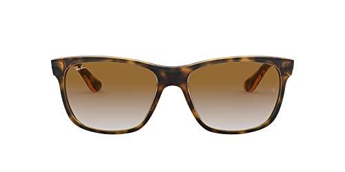 Ray-Ban 0rb4181 710/51 58 Gafas de sol, Light Havana, 57 para Hombre