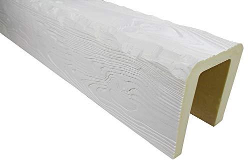 2 Meter   Balken   PU   Holzoptik   Deco Wood   170x190mm   EQ004.W