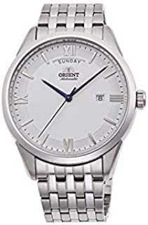 ORIENT: Mechanical Contemporary Watch, Metal Strap - 40.8mm (RA-AX0005S)