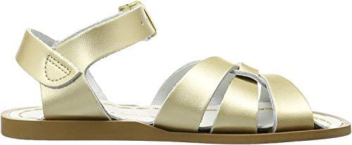 Salt-Water Style 800 Original Sandal,Gold, 5 M US Big Kid / 7 B(M) US Women
