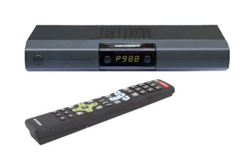 Kathrein UFS 651 sw Digitaler Satelliten-Receiver (DVB-S, HDMI-Anschluss) schwarz