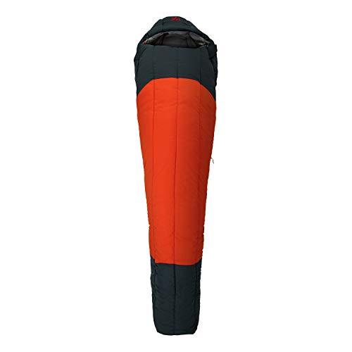 Millet - Syntek -5°C Reg - Sac de Couchage Adulte avec Sac de Compression - Synthétique - Température de Confort Limite -5°C - Longueur : 210 cm